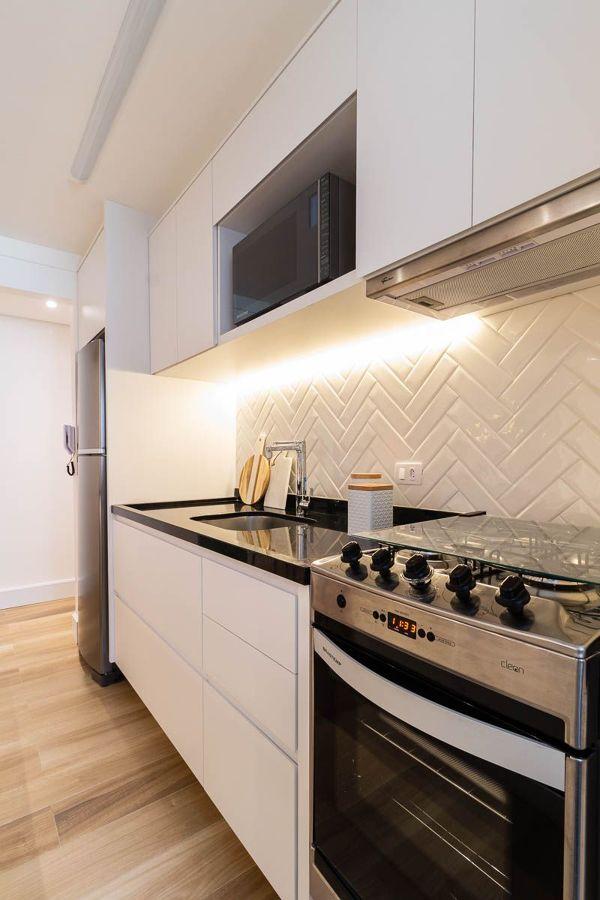 cozinha com estilo moderno