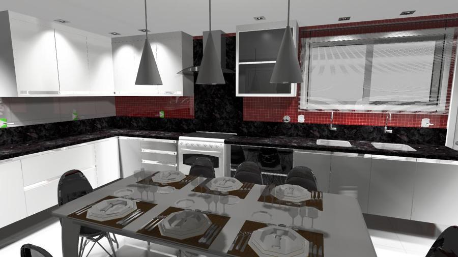 Cozinha grande 2