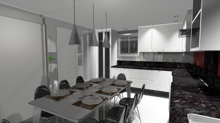 Cozinha grande 4