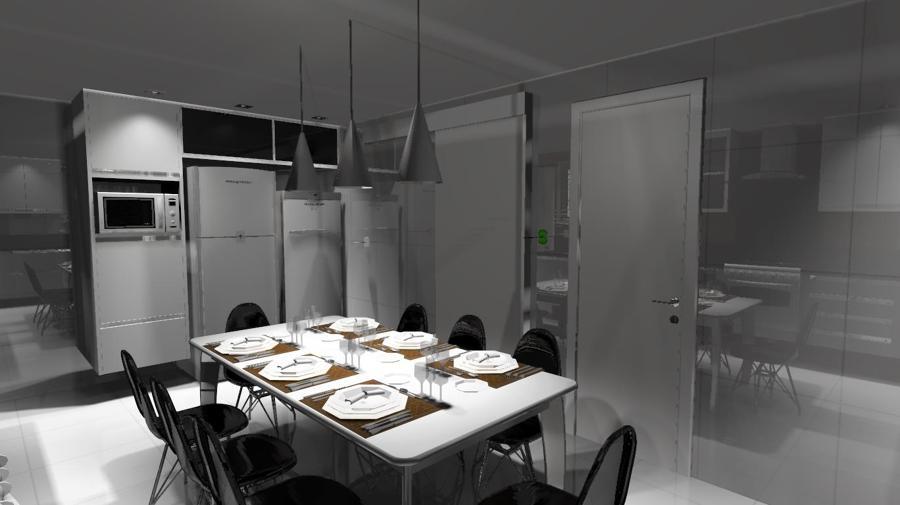 Cozinha grande 5