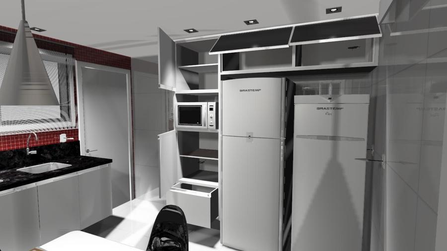 Cozinha grande 6