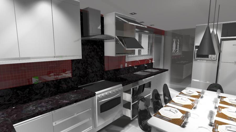 Cozinha grande 7
