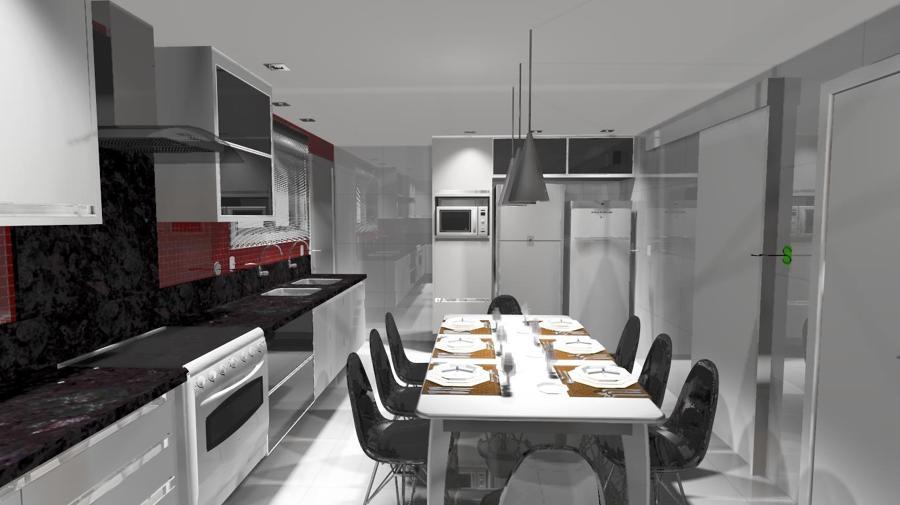 Cozinha grande 9