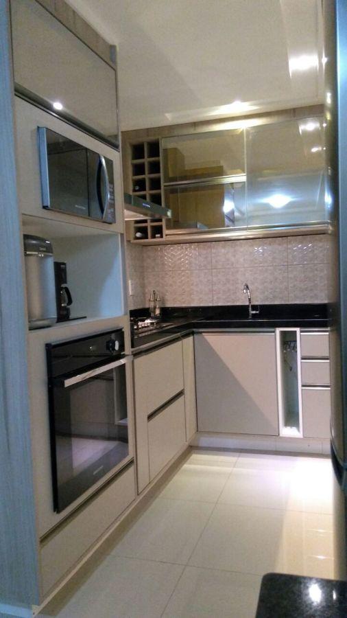 Cozinha Grigio /Reflecta Bronze