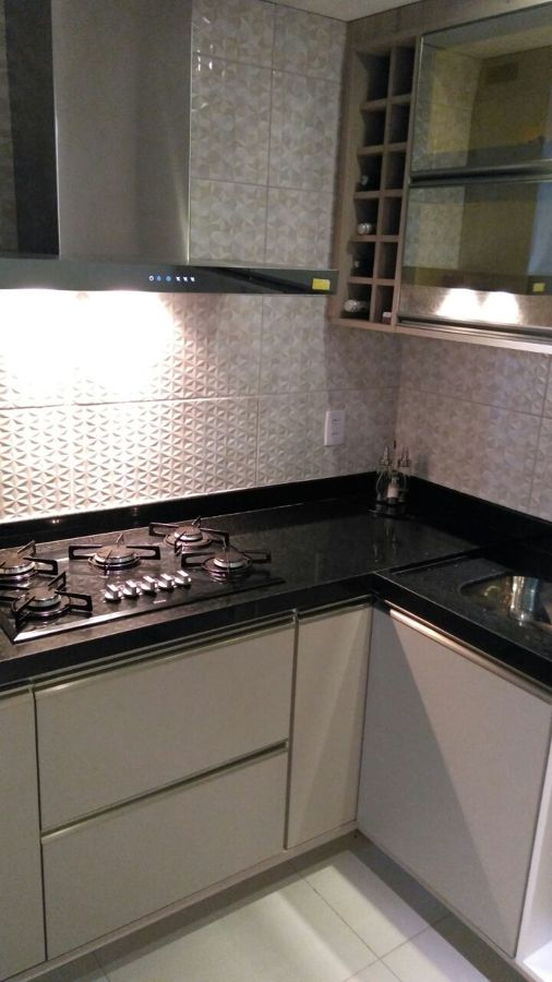 cozinha Grigio / Reflecta Bronze 3