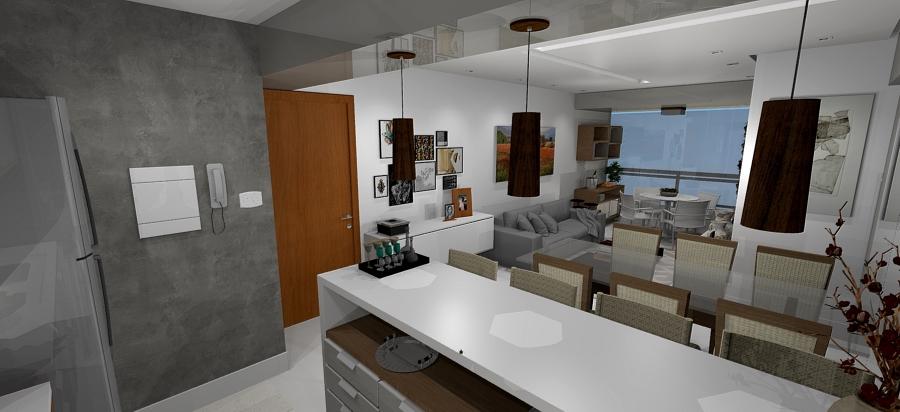 Cozinha / Living