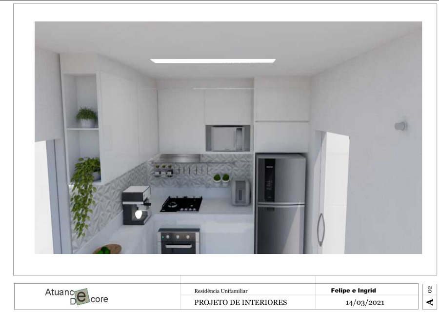 cozinha - Riqueza de detalhes