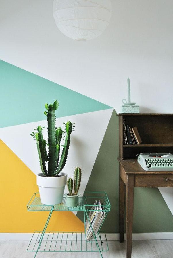 decorar sua casa com cactos