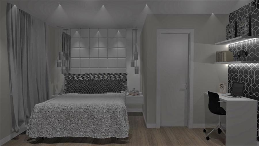 dormitório residencial - Campinas