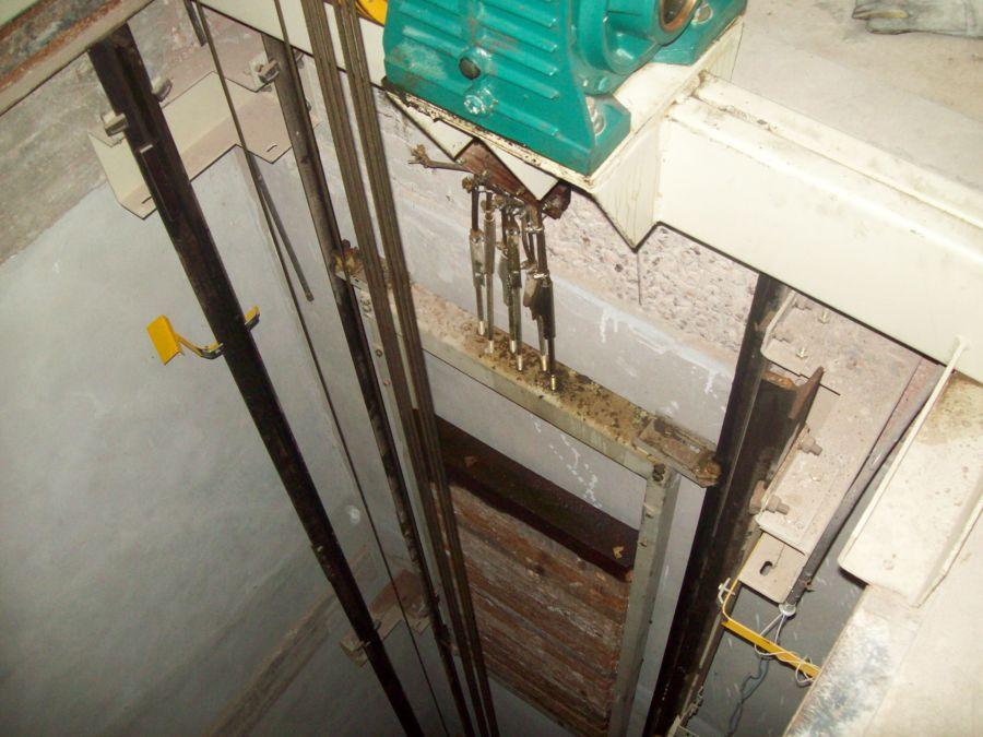 elevador sem casa de maquina