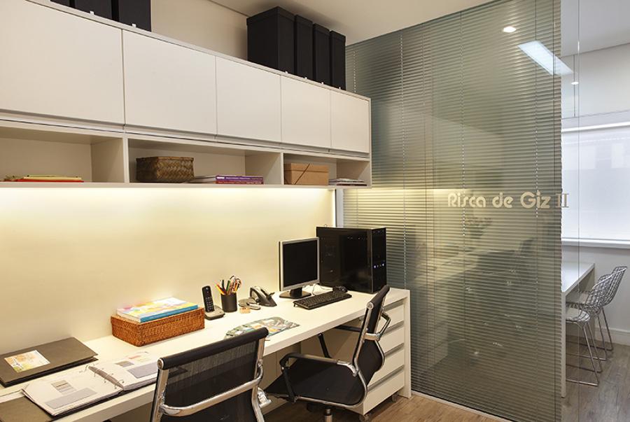 Escritório Leblon - Rio de Janeiro - RJ - Sala Funcionários