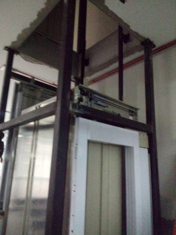 fabricaçao de estrutura metalica para elevadores