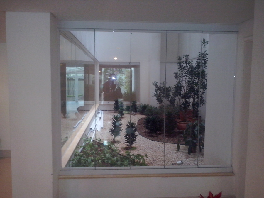 fechamento vidro sistema allglass