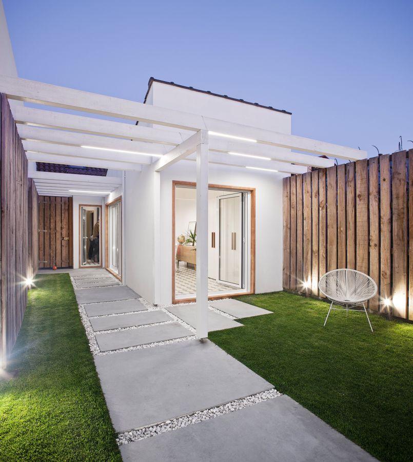 Iluminação de LED para jardim