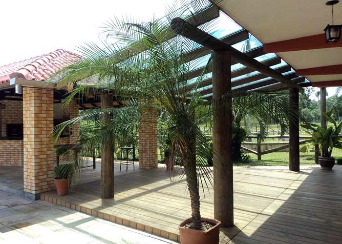 Imov Construtora - Reforma Completa em Sobrado - Morretes - PR/2010