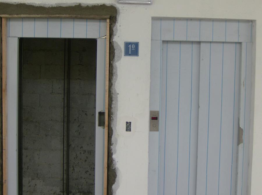 montagem de portas