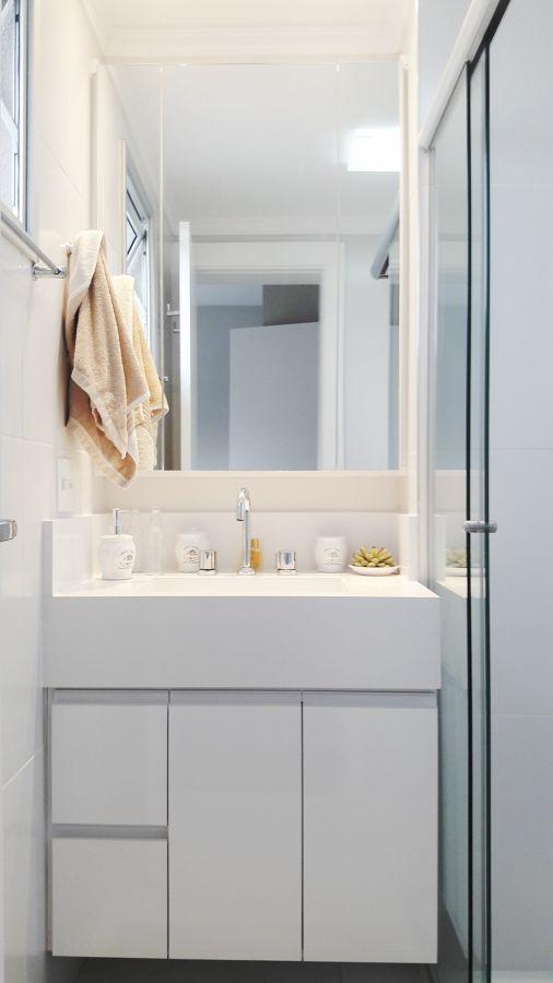 Móveis para banheiro: