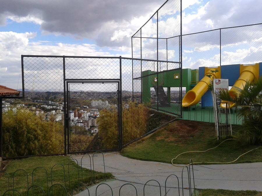 Parque de diversões infantil