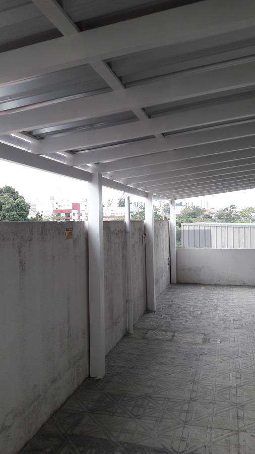 Pilares Estrutura Telhado