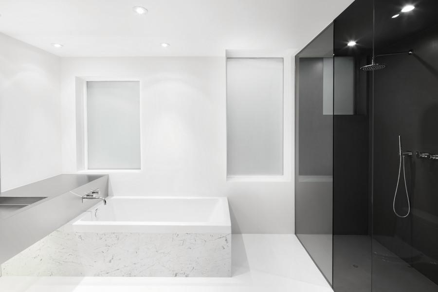 porcelanato líquido no banheiro
