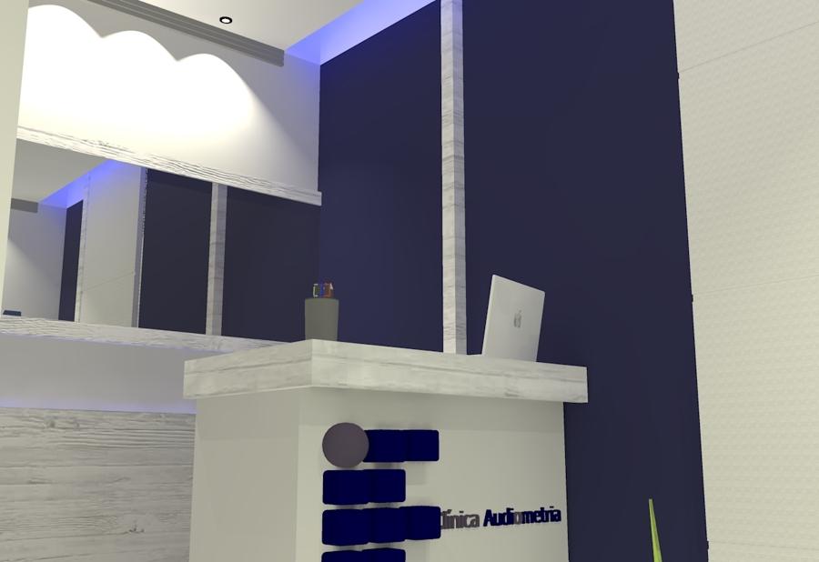 Projeto Para Reforma De Clinica De Audiometria