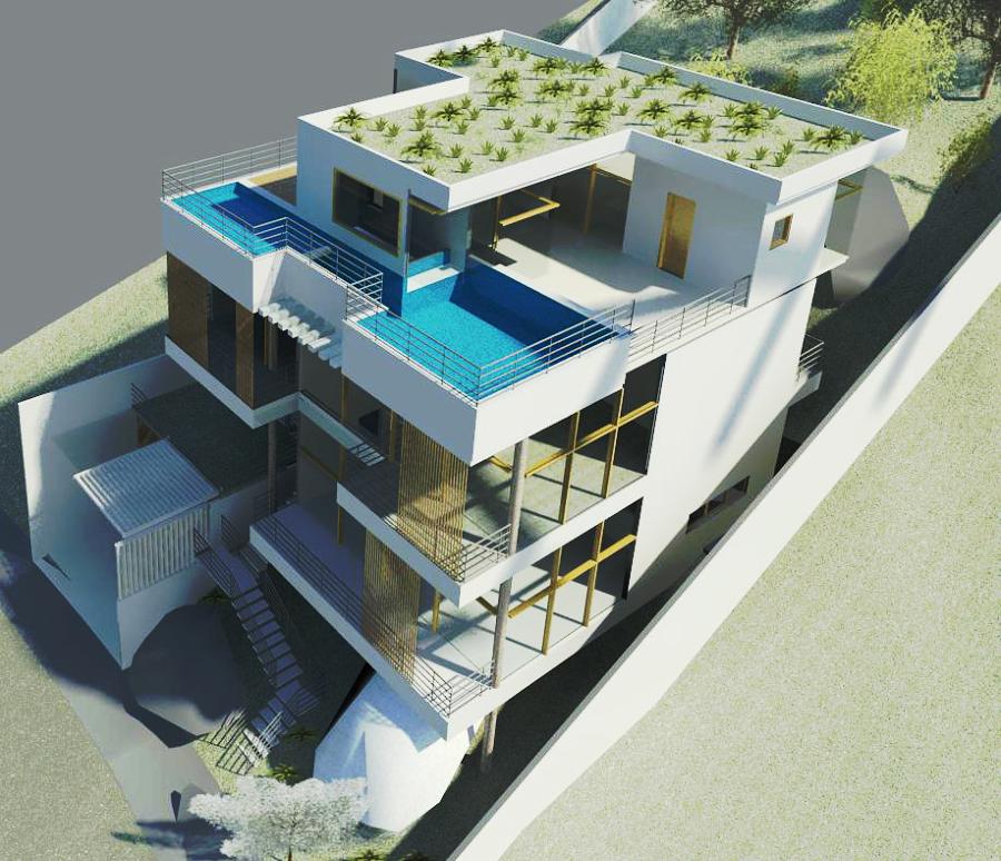 Projeto Residencial 1 Ubá Itacoatiara