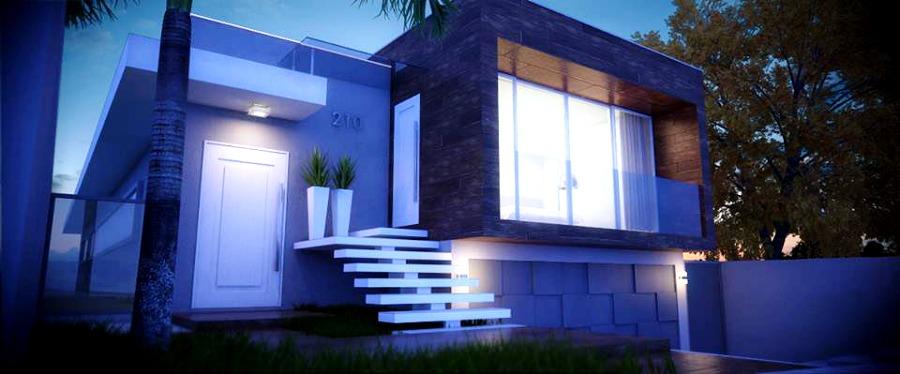 Projeto Residencial - Pedra Branca - Palhoça / SC