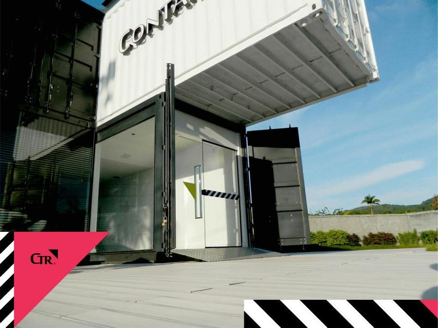 Projeto Restaurante Container