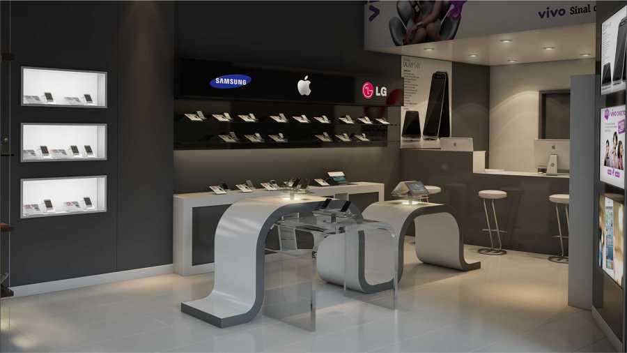 Proposta de revitalização para rede de lojas