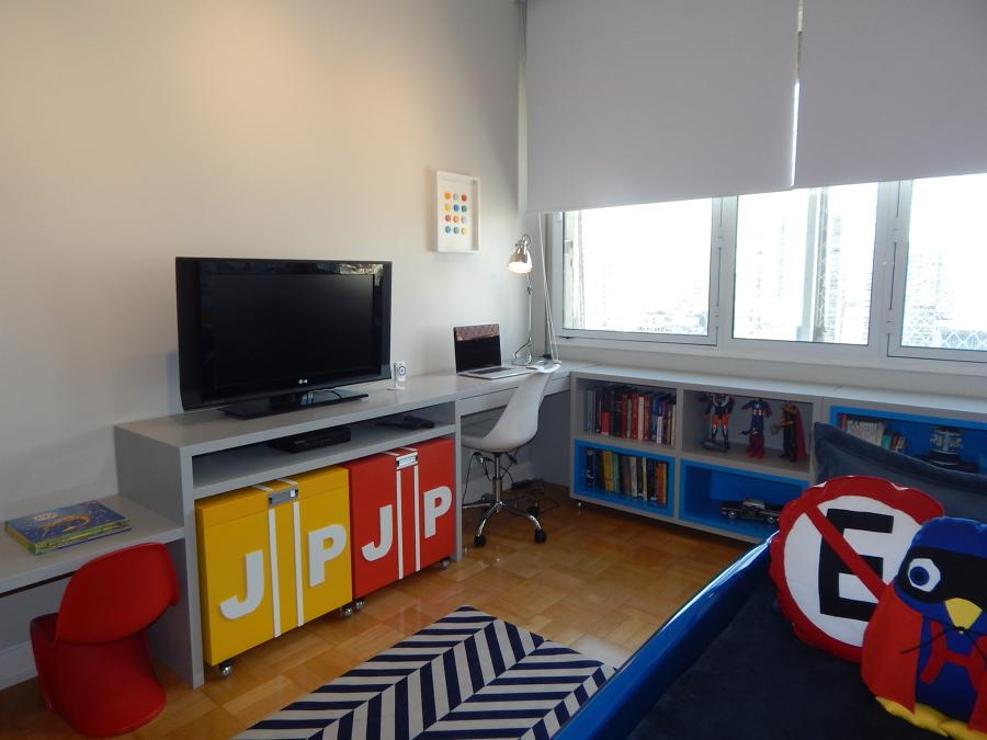 quarto infantil/ republica