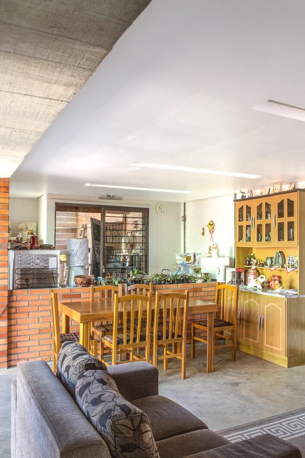 interior casa popular
