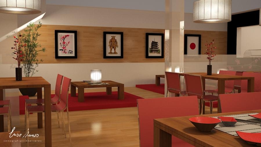 Redesign de Restaurante Japonês
