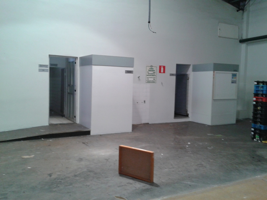 Reforma area de banheiro
