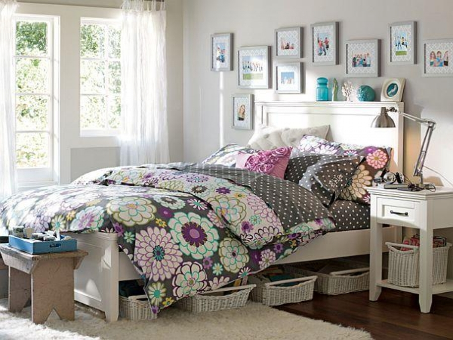 roupa de cama flores