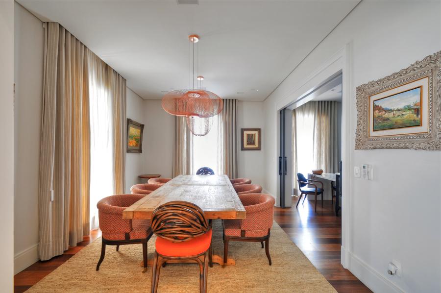 Sala de Jantar Projeto Exclusivo INSIDECORA
