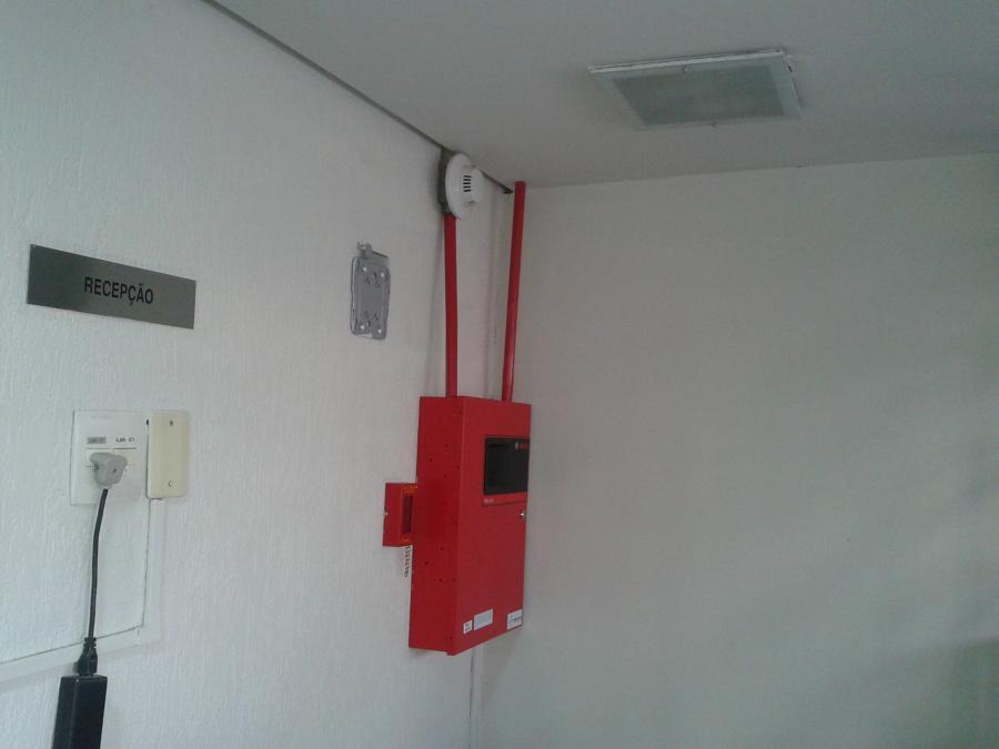 Sistema de Incendio