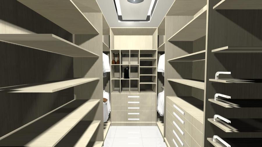 Suite casal com closet 12