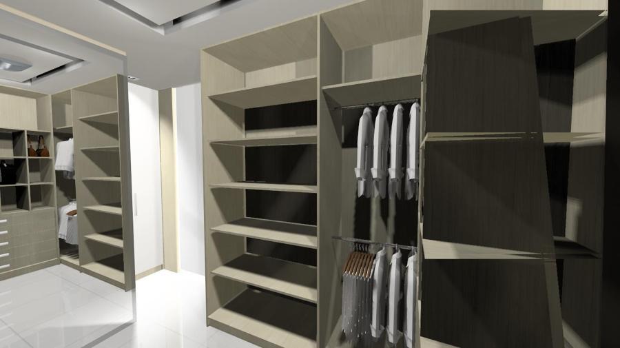 Suite casal com closet 14