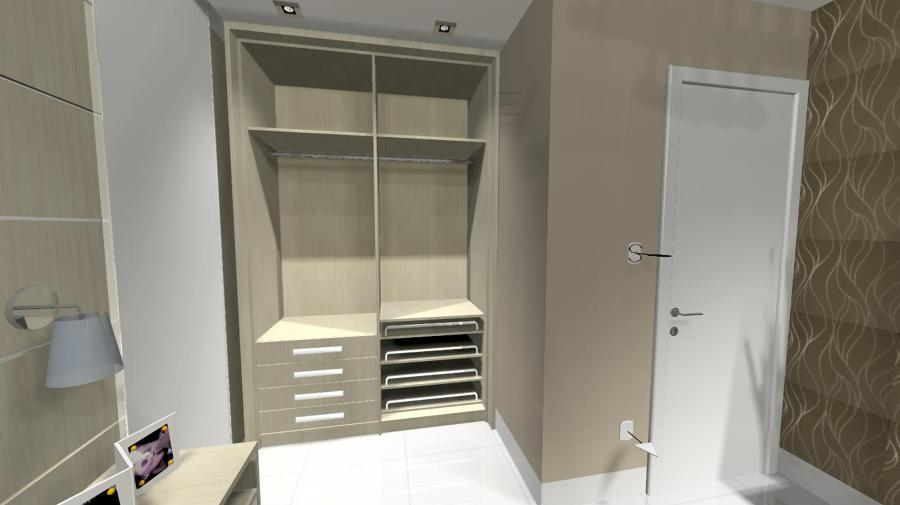 Suite casal com closet 7