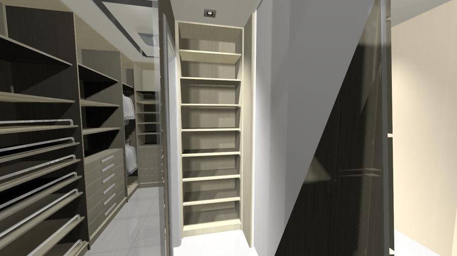 Suite casal com closet 9