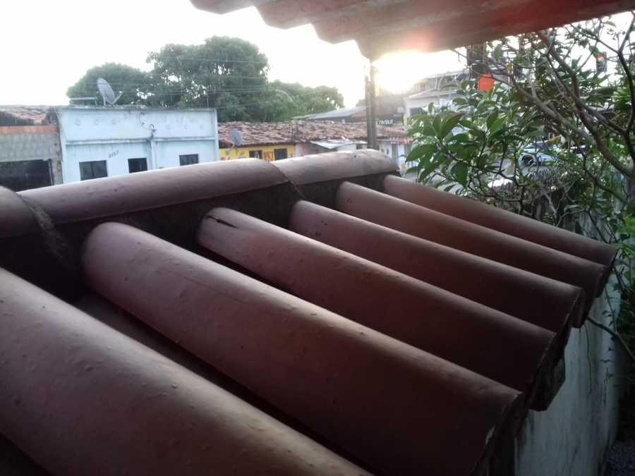 telhado do portão da garagem