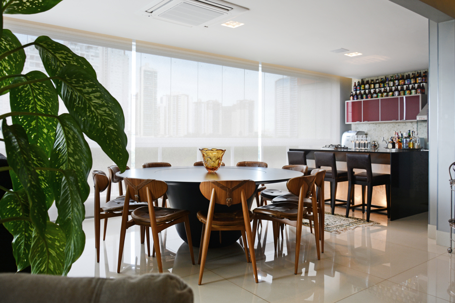 Varanda - Apartamento MCR