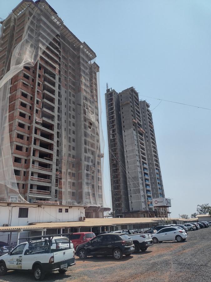 Vista das Torres Residenciais