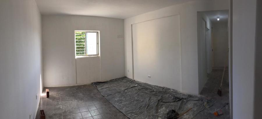 Vista do novo quarto