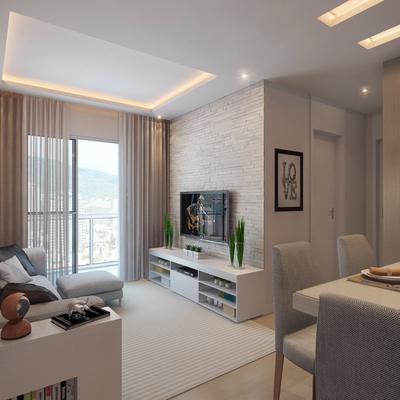 Jardim Central - Um apartamento perto de tudo, ideal para quem não fica parado