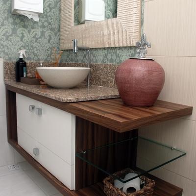Armário de Banheiro Loja Espaço Casa