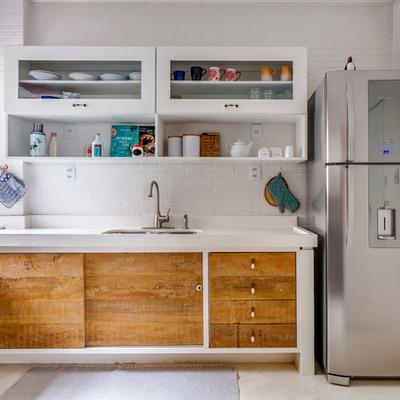 Reforma de cozinha: 10 dicas baratas