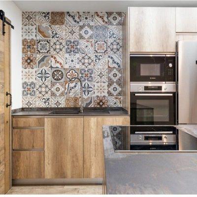 Azulejos para a cozinha: ideias para te inspirar