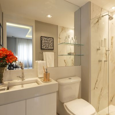 Ideias para dar um up no seu banheiro