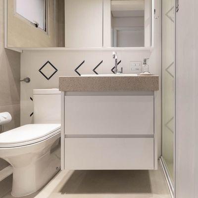 6 Mudanças no banheiro por menos de R$1.500